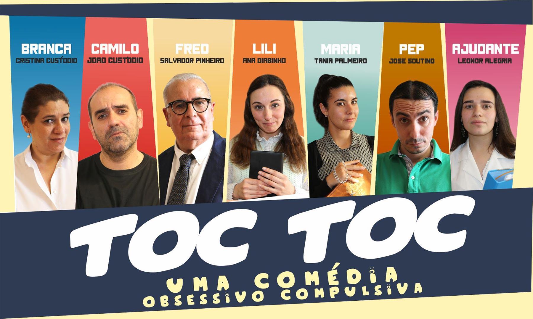 Toc Toc estreia