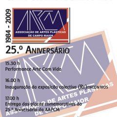 Axpress-Arte no aniversário da AAPCM