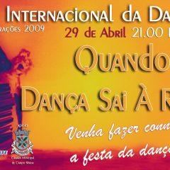 Dia Internacional da Dança 2009