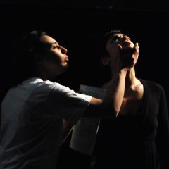 Programa do V Encontro de Teatro de Campo Maior