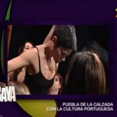 Axpress-Arte na TV – En La Raya