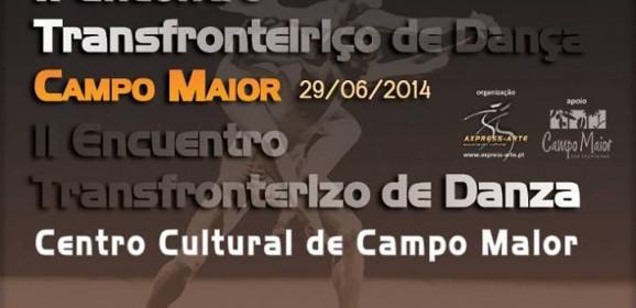II Encontro Transfronteiriço de Dança de Campo Maior