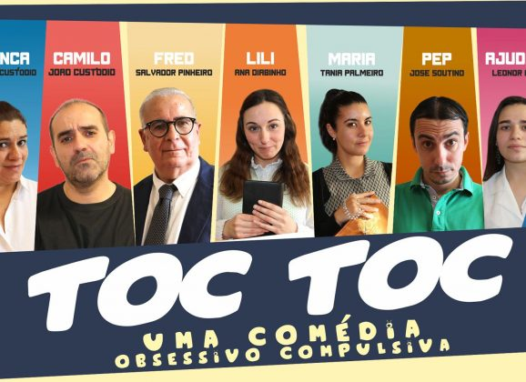 Toc Toc – Uma Comédia Obsessivo Compulsiva